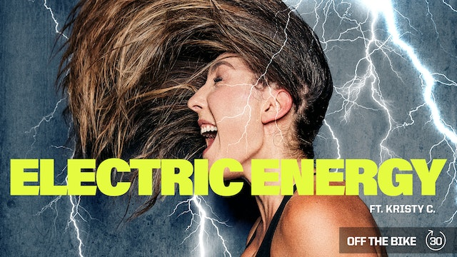 ELECTRIC ENERGY ft. KRISTY C.