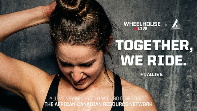 TOGETHER, WE RIDE (IV) ft. ALLIE E.