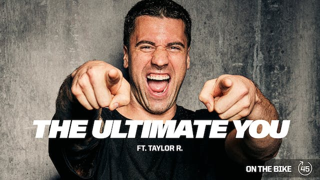 THE ULTIMATE YOU ft. TAYLOR R.