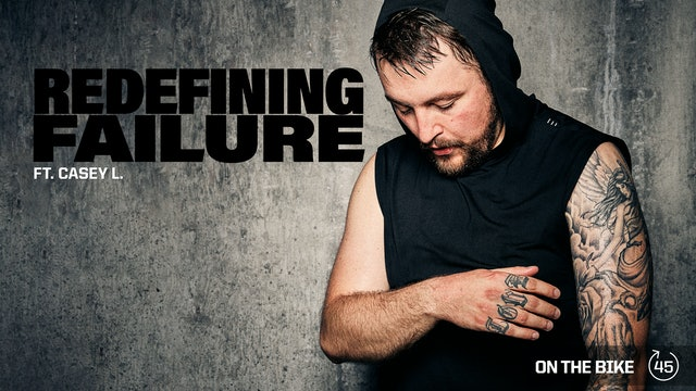 REDEFINING FAILURE ft. CASEY L.