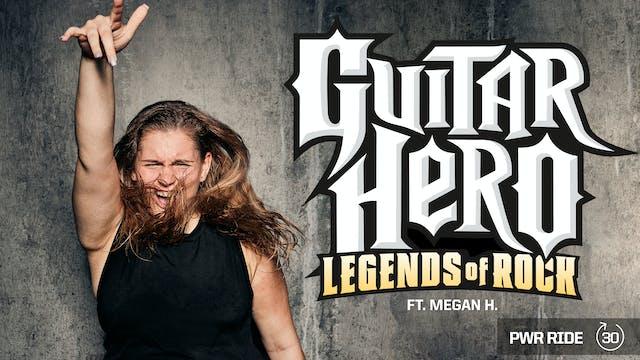 GUITAR HERO [LEGENDS OF ROCK] ft. MEG...