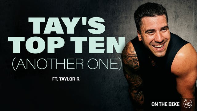 TAY'S TOP TEN (ANOTHER ONE) ft. TAYLO...