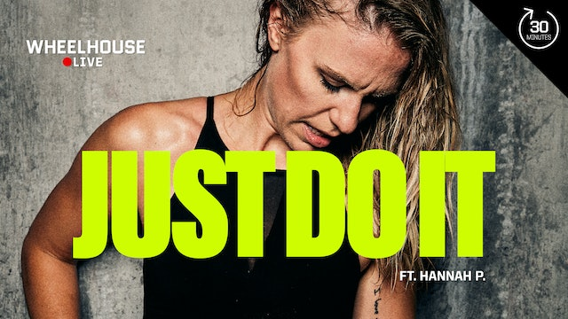 JUST DO IT ft. HANNAH P.