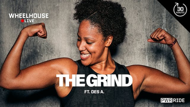 THE GRIND ft. DESIRE A.