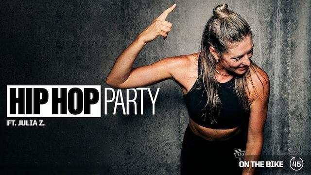 HIP HOP PARTY ft. JULIA Z.