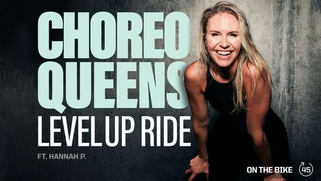 CHOREO QUEENS [LEVEL UP RIDE] ft. HAN...