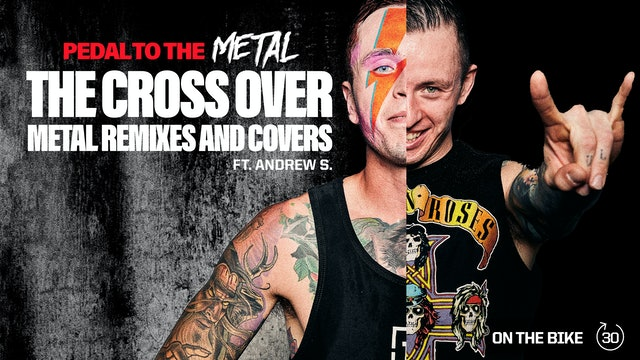 THE CROSS OVER [METAL REMIXES AND COVERS] ft. ANDREW S.