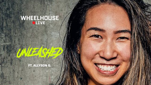 UNLEASHED ft. ALLYSON G.
