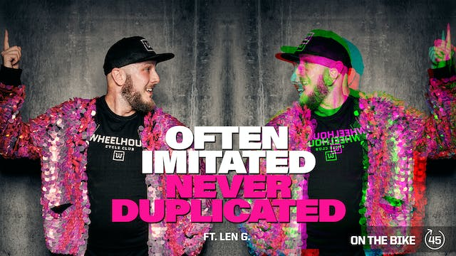 OFTEN IMITATED NEVER DUPLICATED ft. L...