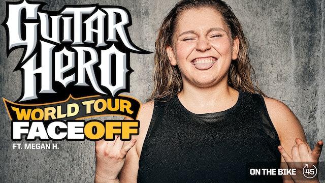 GUITAR HERO WORLD TOUR FACEOFF ft. MEGAN H.