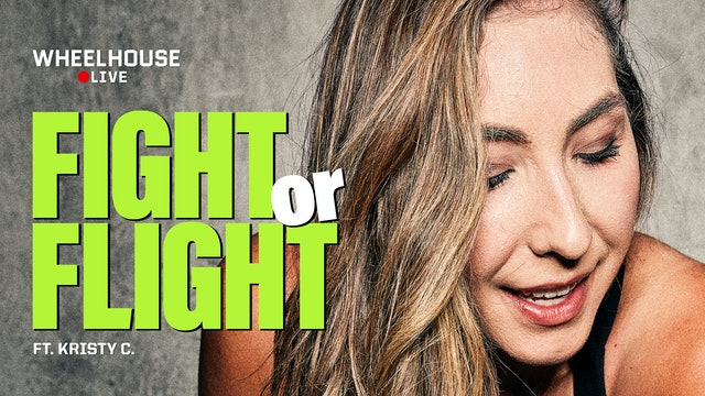 FIGHT OR FLIGHT ft. KRISTY C.