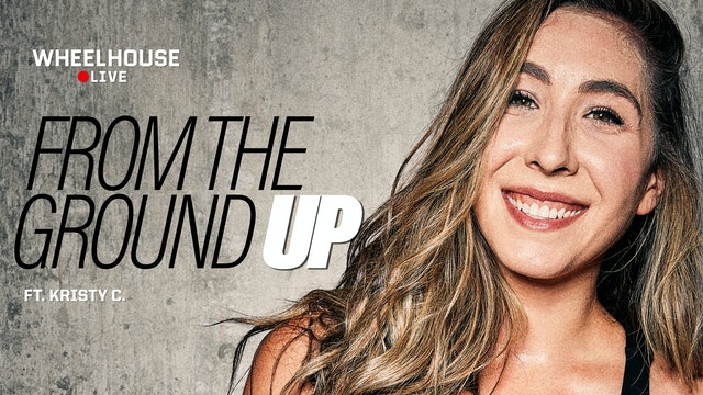 FROM THE GROUND UP ft. KRISTY C.