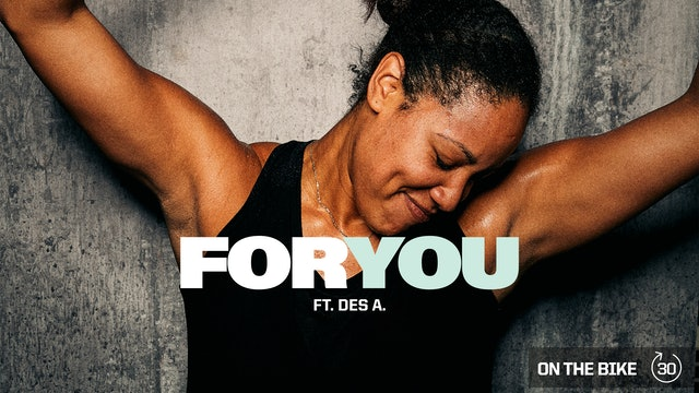 FOR YOU ft. DES A.