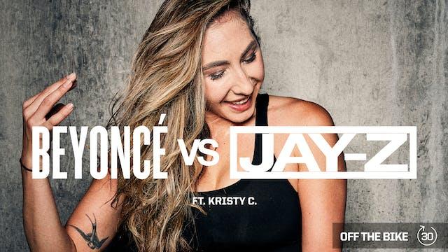 BEYONCE vs JAY-Z