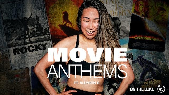 MOVIE ANTHEMS ft. ALLYSON