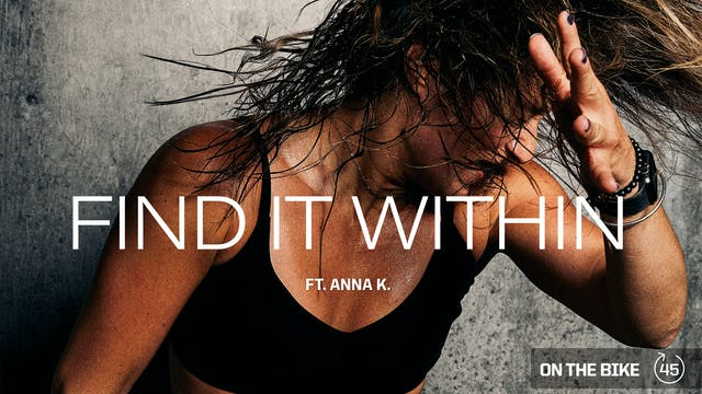 FIND IT WITHIN ft. ANNA K.