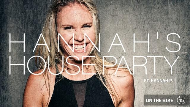 HANNAH'S HOUSE PARTY ft. HANNAH P.