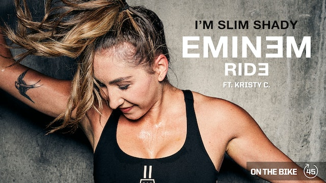 EMINEM RIDE ft. KRISTY C.