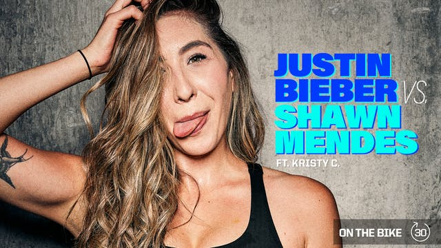 JUSTIN BIEBER VS. SHAWN MENDES ft. KR...
