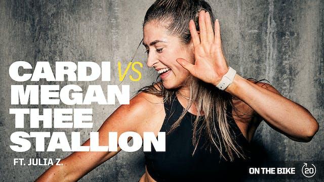 CARDI VS. MEGAN THEE STALLION ft. JUL...