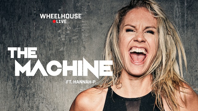 THE MACHINE ft. HANNAH P.