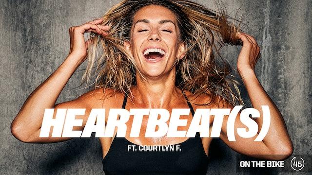 HEARTBEAT(S) ft. COURTLYN F.