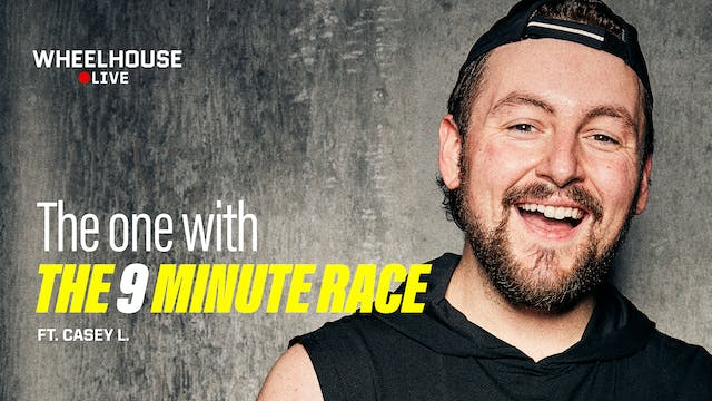 THE ONE WITH THE 9 MINUTE RACE ft. CA...