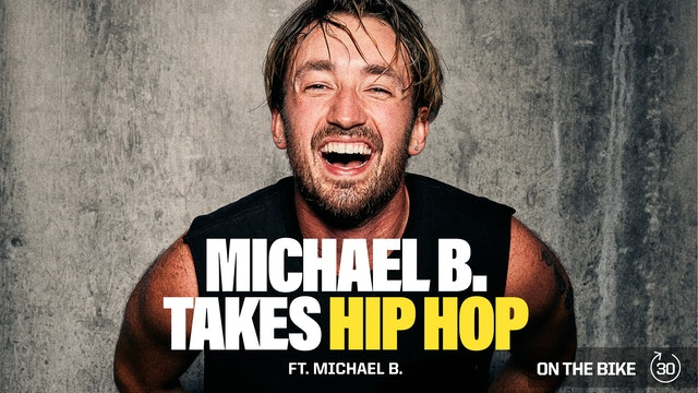 MICHAEL B. TAKES HIP HOP ft. MICHAEL B.