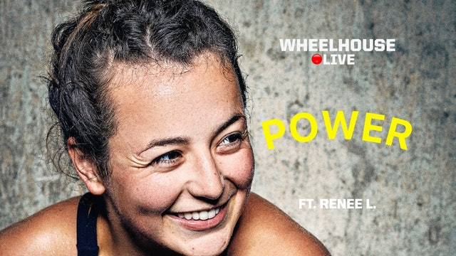 POWER ft. RENEE L.