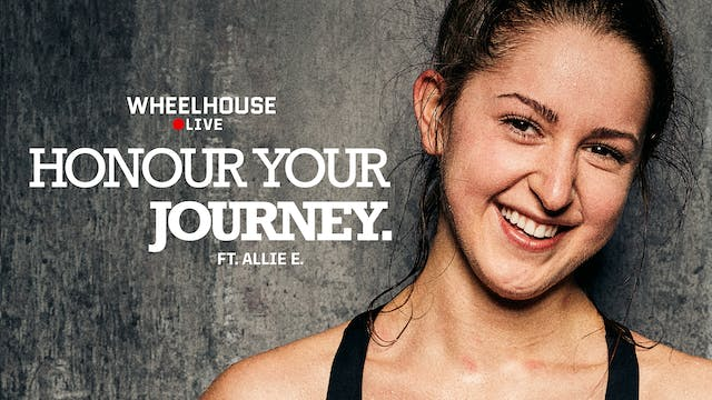 HONOUR YOUR JOURNEY ft. ALLIE E.