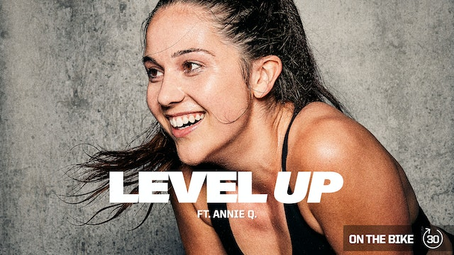 LEVEL UP ft. ANNIE Q.