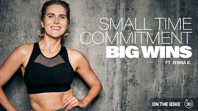 SMALL TIME COMMITMENT BIG WINS ft. JE...