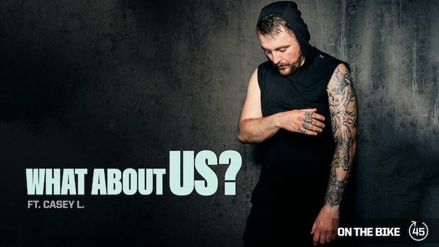 WHAT ABOUT US? ft. CASEY L.