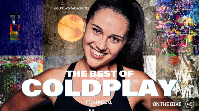 THE BEST OF COLDPLAY ft. ANNIE Q.