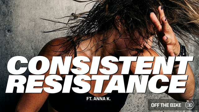 CONSISENT RESISTANCE ft. ANNA K.