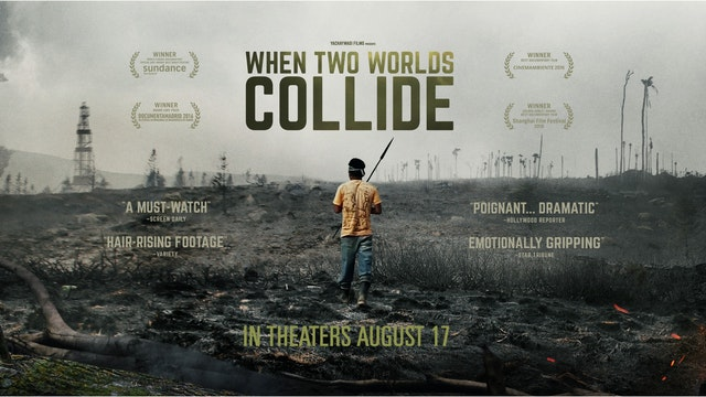 When Two Worlds Collide - Official Tr...