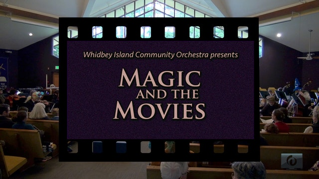 Magic and the Movies: A live performa...