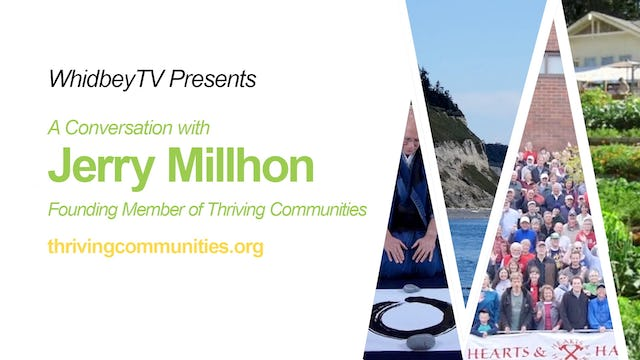 A conversation with Jerry Millhon