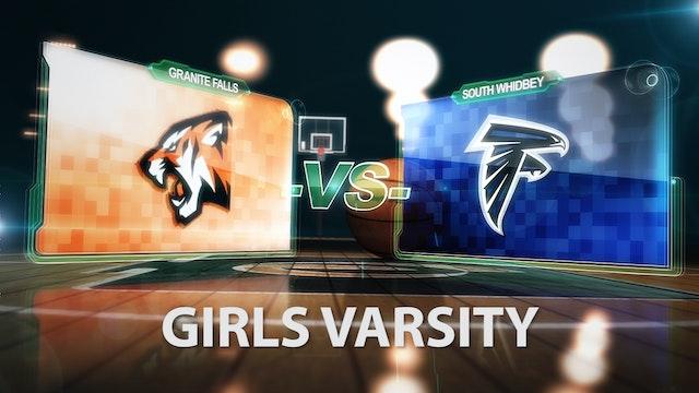 2017 Girls Basketball V Granite Falls