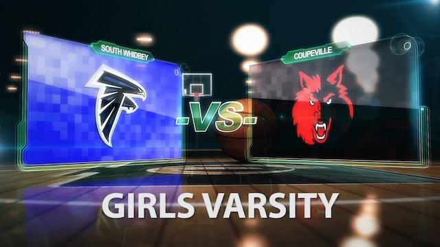 2017 Girls Basketball V Coupeville