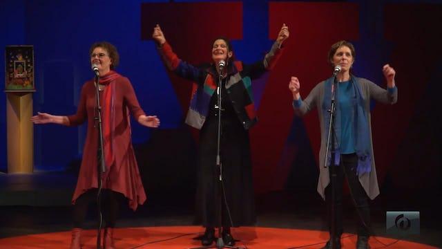 "WOW 2017 Free Range Singers ""Ella's Song"""