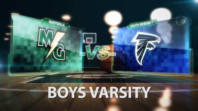 2017 Boys Basketball V Marysville