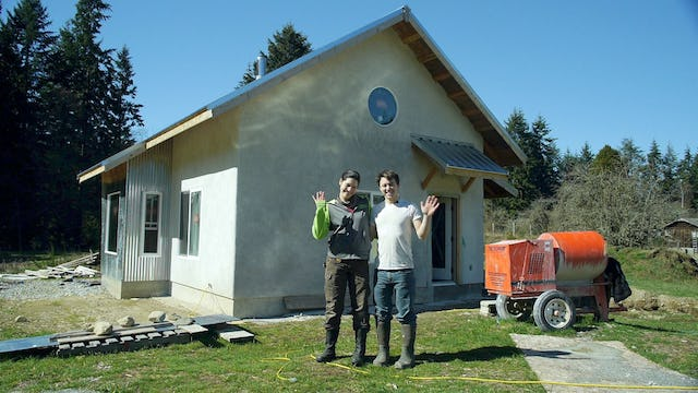 How to Build a Straw-bale House