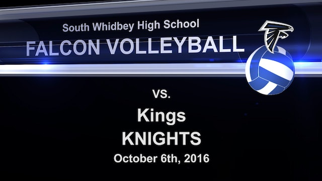 2016 SWHS Volleyball v Kings
