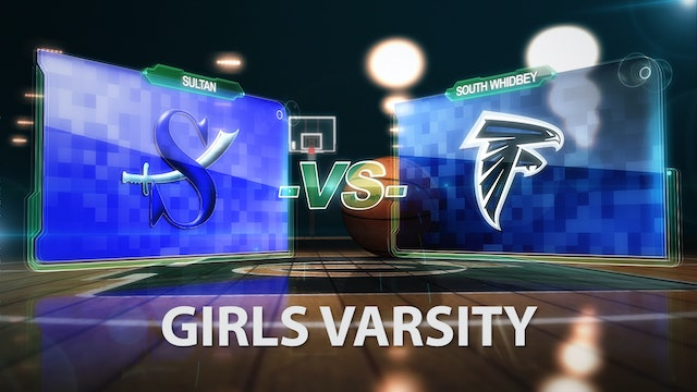 2017 Girls Basketball V Sultan
