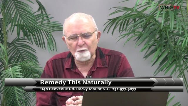 Remedy This Naturally