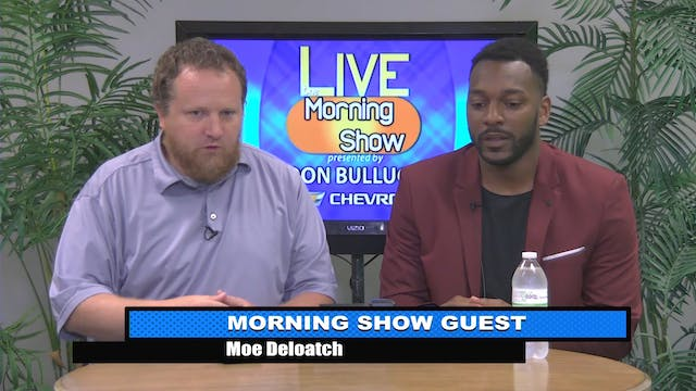 The Morning Show - Moe Deloach