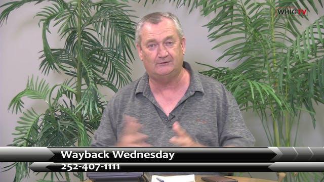 Wayback Wednesday