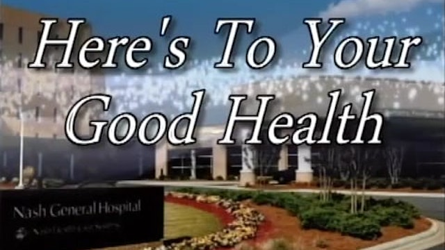 Here's To Your Good Health - Dr. Pope and Dr. Szymanski