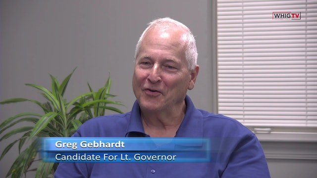 Check It Out - Greg Gebhardt